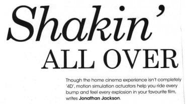 'Shakin' All Over' – Stunning Smart Homes Magazine