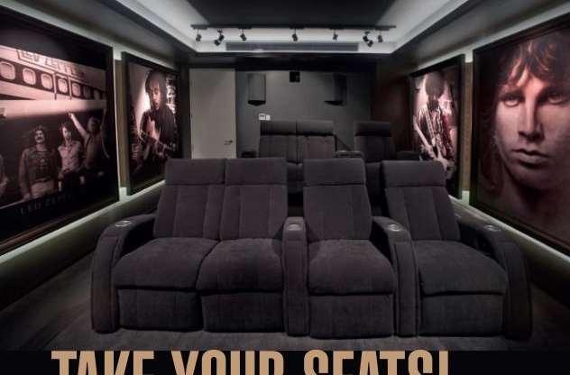 'Take Your Seats' – Sound & Image Magazine