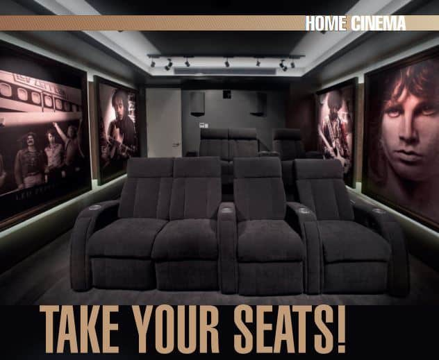 'Take Your Seats' – Sound & Image Magazine