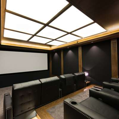 Cinema Design & Installation