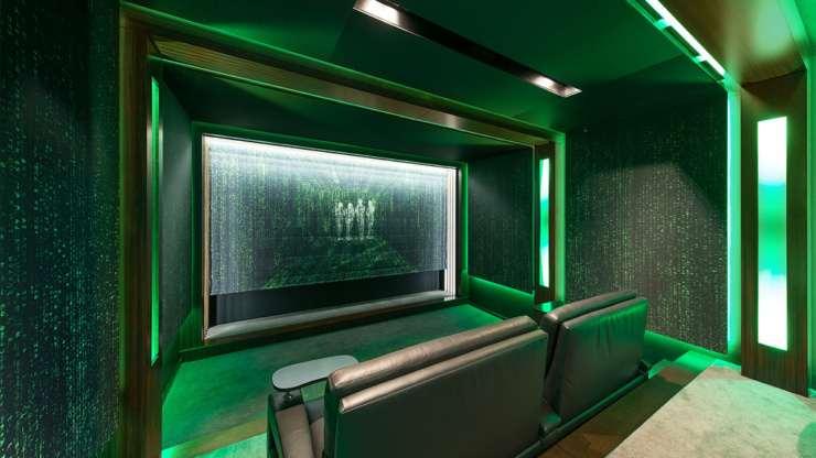 Matrix Cinema