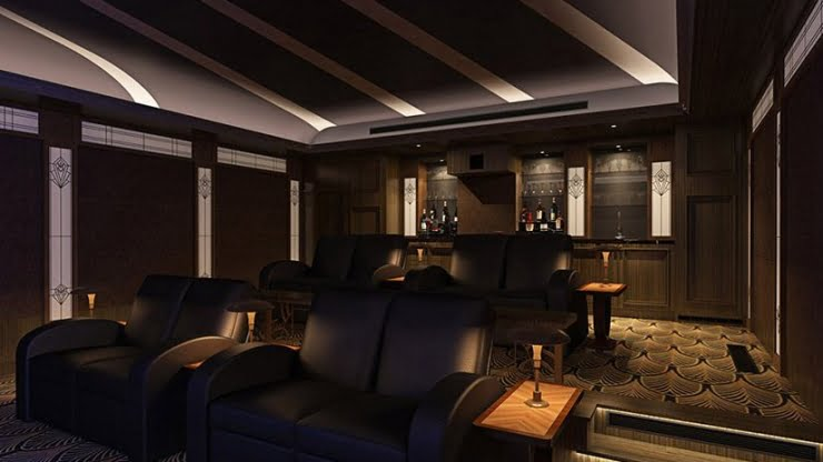 8 Elements of an Award Winning Home Cinema