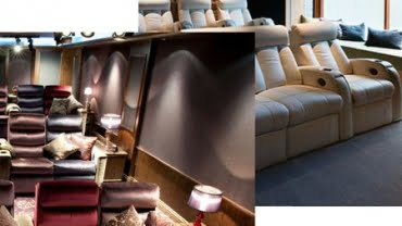 How to choose home theatre seating options from couples to crowds