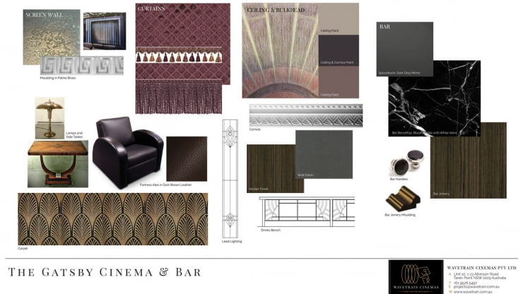 Why Interior Design is Important in a Home Cinema