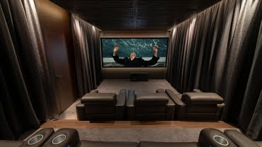 A quick guide to customising your home theatre seating