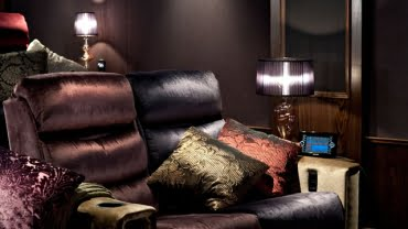 How to choose the right fabric for your home theatre seating