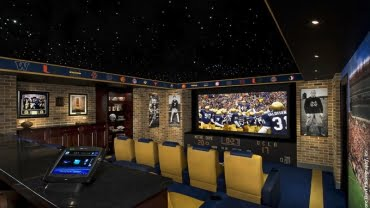 How to build the perfect home theatre room