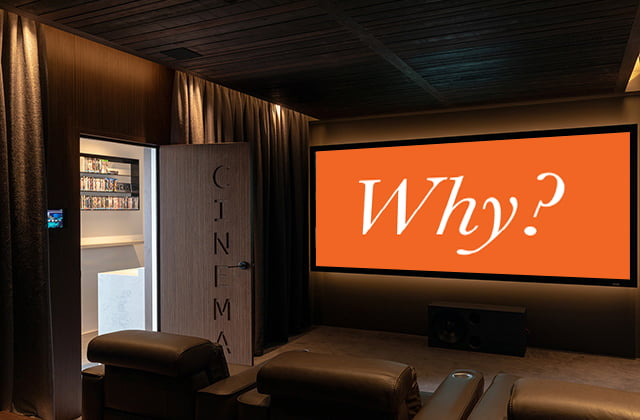 4 Reasons Why You Need D-BOX Seats in Your Home Cinema