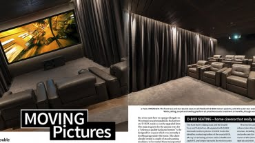 'Moving Pictures' – Sound & Image Magazine